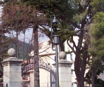Cámaras de Control de Tráfico en San Lorenzo de El Escorial