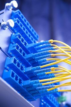 Metroethernet Broadband Fibra Optica de Ibersontel