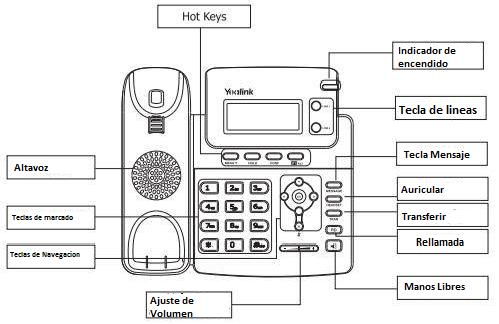Como transferir llamadas con yealink t20p for Partes de una ducha telefono