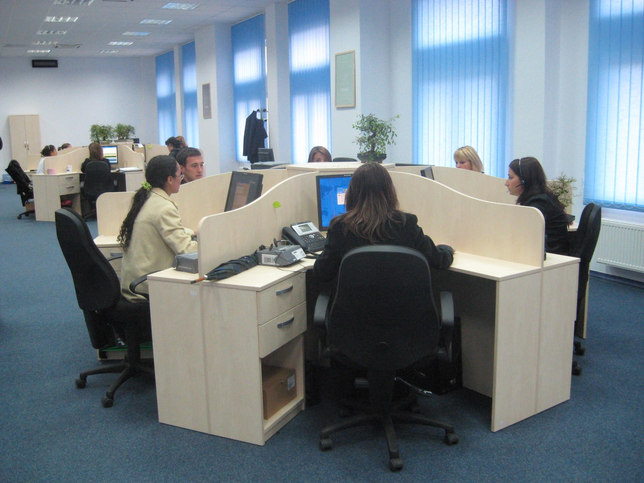 Centralita Virtual IberPBX Call Center