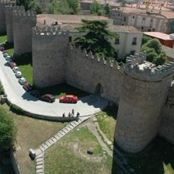 Fibra Óptica Casco Histórico de Ávila