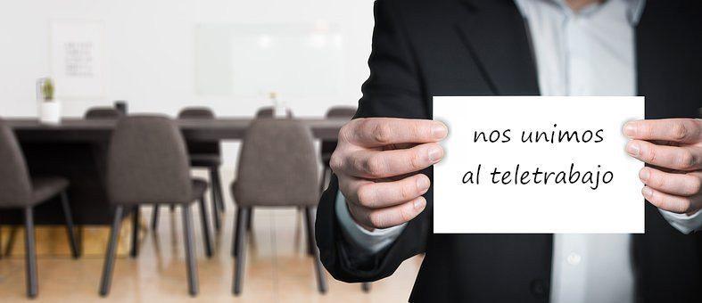 La mejor salida es el Teletrabajo