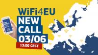 wifi4eu ultima convocatoria 3 de junio